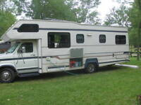 1989 FORD CLASSIC RV