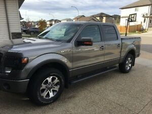 2013 Ford F-150 FX4 SUPERCREW TRADE FOR JEEP WRANGLER UNLIMITED