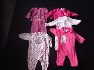 Girls 3mth Clothes