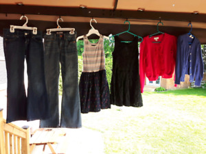 Girls size 7-8 clothes