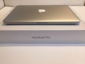 MacBook Pro Retina, 13.3-inch, late 2014, 2.6Gh i5, 8Gb 128Gb SSD