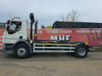 2015 DAF TRUCKS LF HOOKLOADER 18 ton HOOKLIFT EURO 6