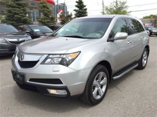 2011 Acura MDX Technology Pkg - 47km! REDUCED PRICING!