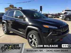 2018 Jeep Cherokee Trailhawk 4x4 - Bluetooth