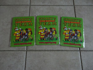 Brand new fire safety mini puzzles  3 available  $10 each London Ontario image 3