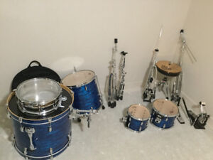 Pearl Vision Series Drum Kit Excellent Condition!!