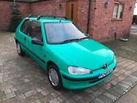 1997 Peugeot 106 1.5D XLD * Long MOT + Immaculate Future Classic *