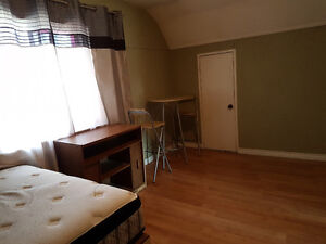 Furnished 1 bedroom available from March 1st.