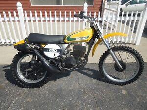 Wanted 1973 ish Suzuki TM125 or 250