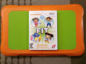 ***REDUCED***Wii fit kids