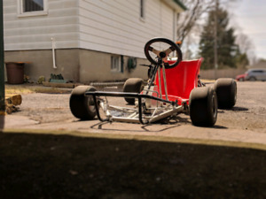 300 cc go kart for sale or trade
