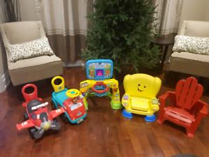 Lot of kids toys $25.00