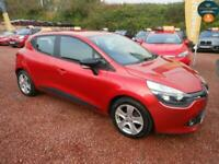 2014 Renault Clio EXPRESSION PLUS 16V * 12 MONTHS MOT * SERVICE HISTORY * FREE 6