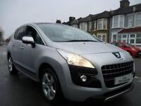 Peugeot 3008 Crossover 1.6HDi ( 112bhp ) FAP EGC Exclusive 2011 / 11