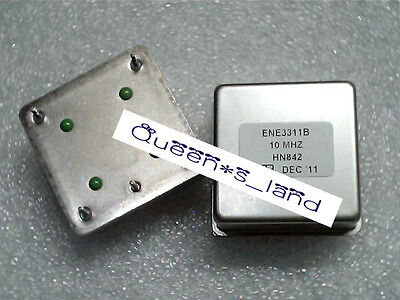 1 Ndk Ene3311abdef 10mhz 5v Square Wave Sc-cut Ocxo Crystal Oscillator