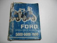 Ford Operators Manual