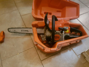 One stihl ms 170