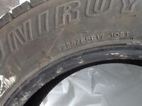 Tires 225 65 R17