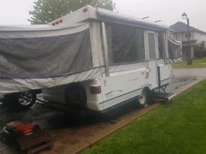 2004 Fleetwood tent trailer