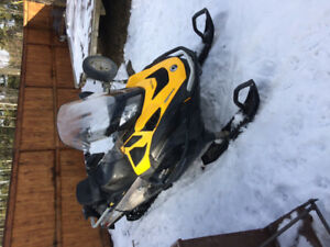 Snowmobile outfit 600 etec