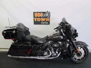2010 CVO Ultra Limited Dark Side Limited Edition