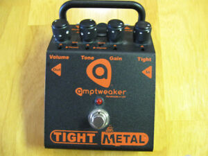Pédale Amptweaker Tight Metal