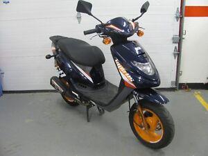 2014 tgb scooter 2 stroke
