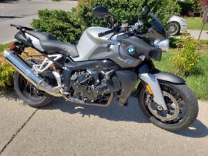Low mileage BMW K1200R in excellent condition, accident free