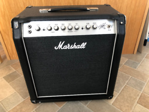 Marshall SL-5 Slash model 5 watt combo amp, mint condition