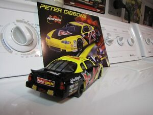 Peter Gibbons Race Car 1/18 scale. Comes with Stats Card. London Ontario image 3