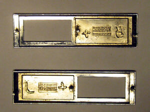 68 Chevelle 68 69 Nova Super Sport 396 side marker light bezels Edmonton Edmonton Area image 6