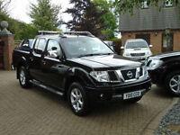 2010 Nissan Navara 2.5dCi Tekna Auto ( 66000 MILES ) No VAT