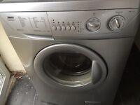 Zanussi Electrolux Aquacycle washing machine.