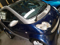 2003 Smart Smart 0.6 Passion Soft touch Automatic Leather+Heated Seats