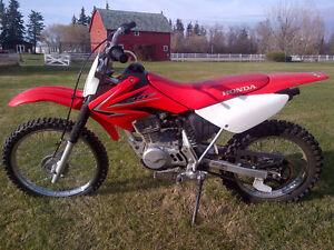 2009 Honda CRF 100 For Sale