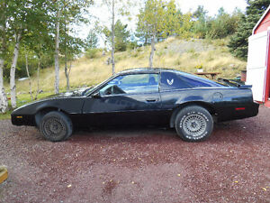 1984 Pontiac Firebird SE  REDUCED PRICE