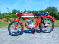 MV AGUSTA LIBERTY SPORT JUNIOR 50cc 1962 3 SPEED, 4 STROKE MOT'd APRIL 2018