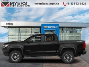 2019 Chevrolet Colorado Z71  - Navigation