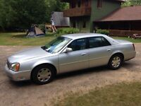 2002 CADILLAC DHS Mint Condition