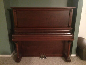 Turn of the century Dominion Piano