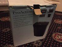 ProAction 5 Sheet 10 Litre Strip Cut Shredder