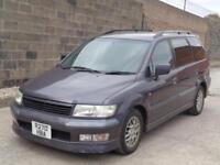 Mitsubishi CHARIOT GRANDIS AUTO***7 SEATER + 12 MONTHS MOT***