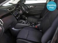 2014 NISSAN QASHQAI 1.5 dCi N Tec+ 5dr SUV 5 Seats