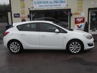 Vauxhall/Opel Astra 1.4i VVT 16v ( 100ps ) 2012.5MY Active 46K