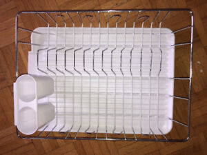 New and big dish rack