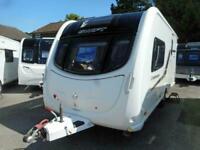 2011 Swift Challenger 480 - 2 - 2 Berth Touring Caravan