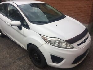 2011 Ford Fiesta Bicorps