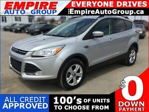 2013 FORD ESCAPE SE * AWD * BLUETOOTH * NAVIGATION * POWER GROUP