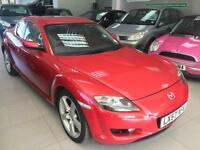 2007 Mazda RX-8 1.3 ( 190bhp ) Long mot.1 service stamps