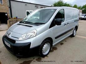 2010 10-REG CITROEN DISPATCH 2.0 LITRE HDI, 3 SEATS, SWB, FACTORY SILVER,